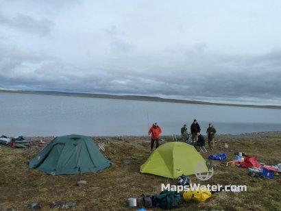 Лагерь на Хутудатурку