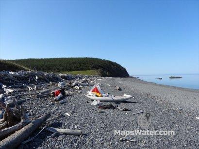 На острове Малый Шантар в Охотском море