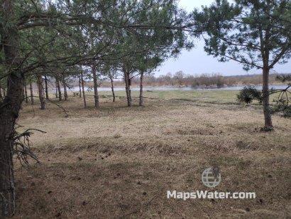Огромная поляна на Березине