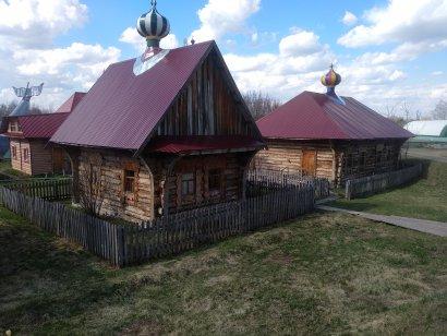 Русский дом - база отдыха