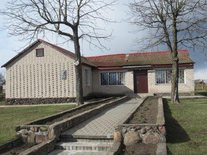 Литературный музей Кузьмы Чорнага (аг.Тимковичи)